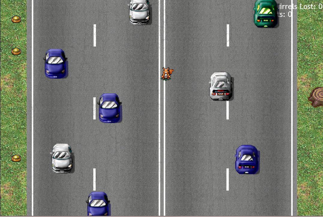 Rodent Run 游戏截图2