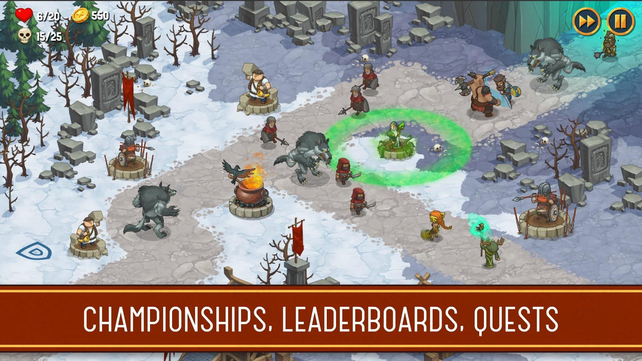 Tower Defense: New Empire 游戏截图5