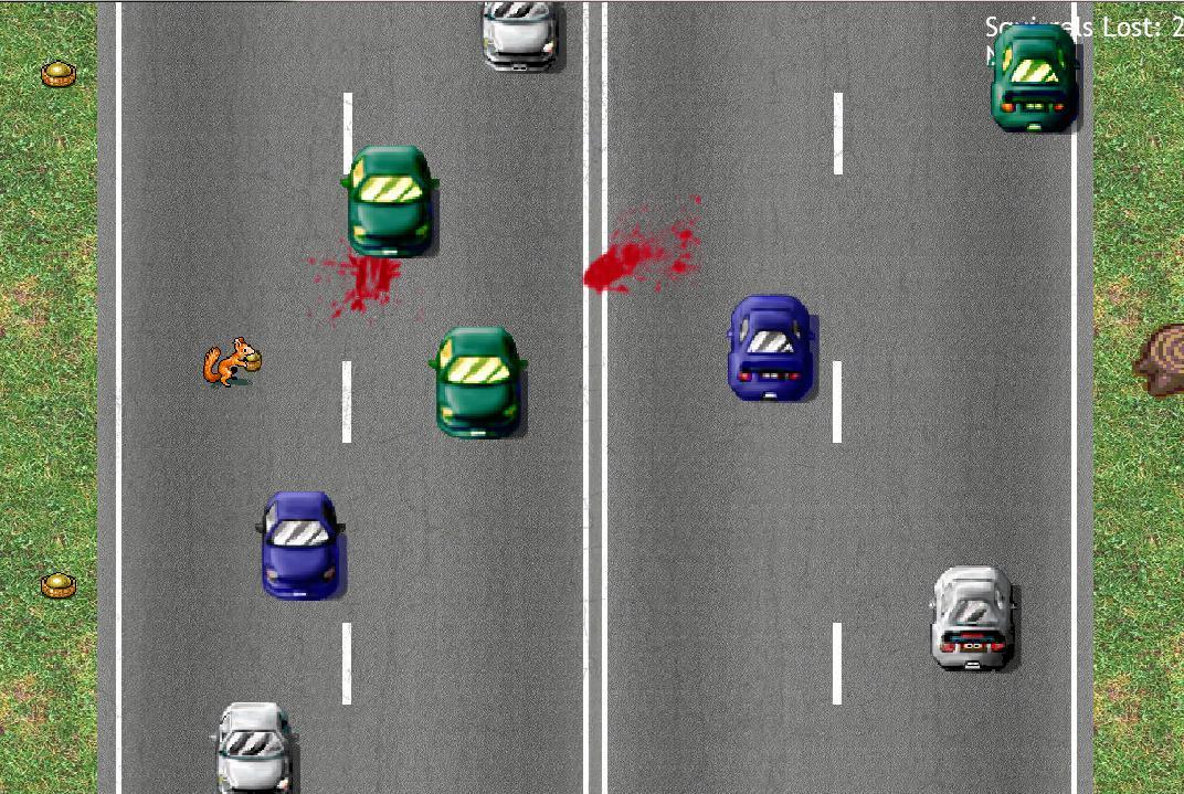 Rodent Run 游戏截图3