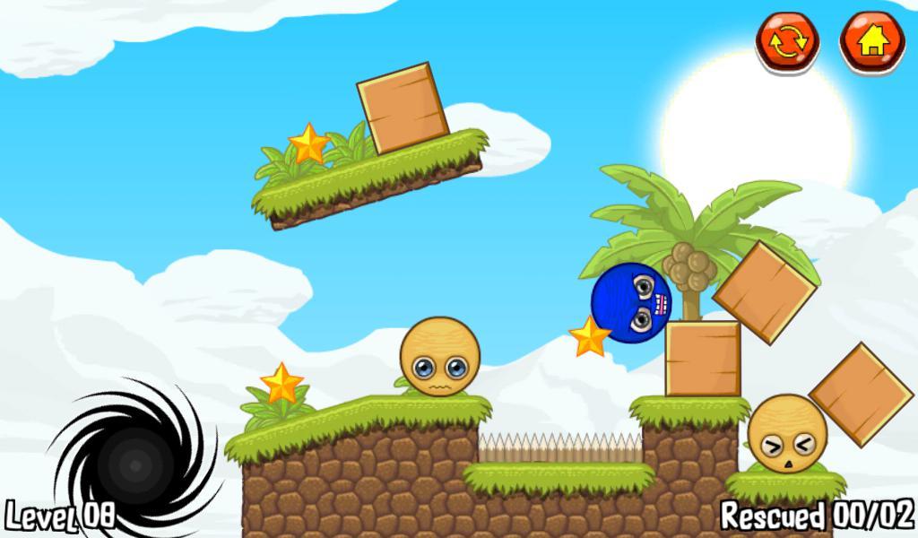 Swap Escape 游戏截图4
