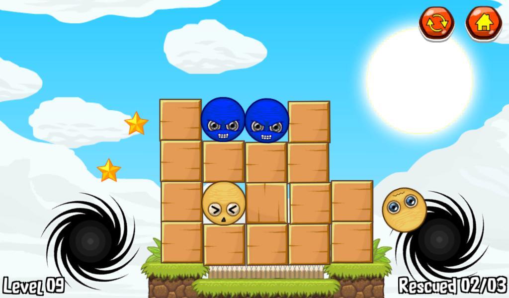 Swap Escape 游戏截图5