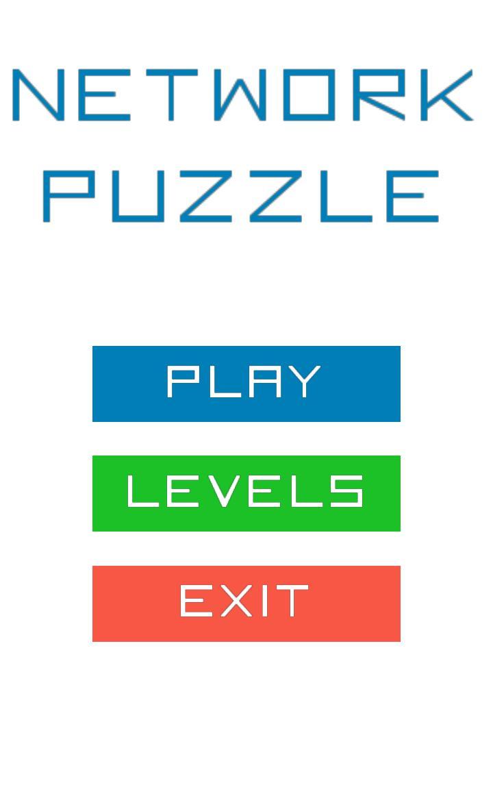 Network Puzzle Free 游戏截图1