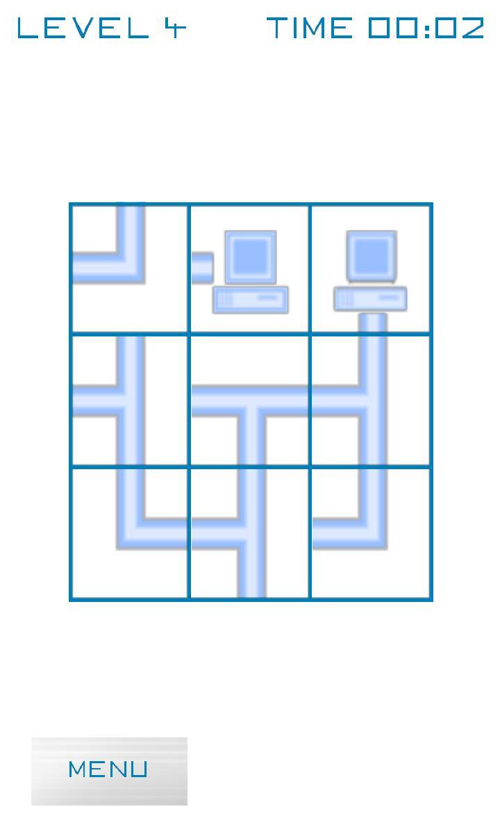 Network Puzzle Free 游戏截图3
