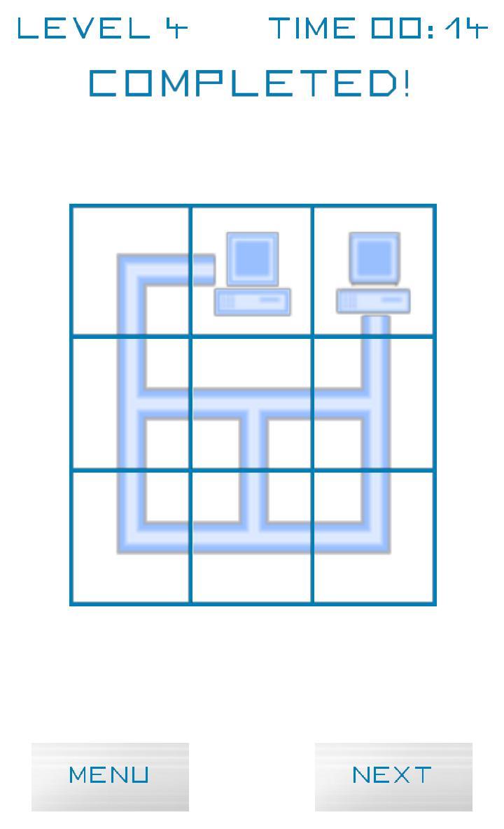 Network Puzzle Free 游戏截图4