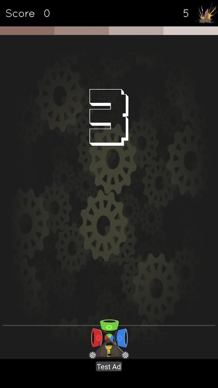 Bomb Catcher 游戏截图2