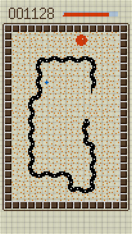 Snake Xenzia 游戏截图1