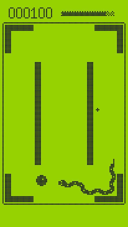 Snake Xenzia 游戏截图3