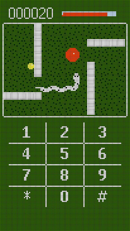 Snake Xenzia 游戏截图4