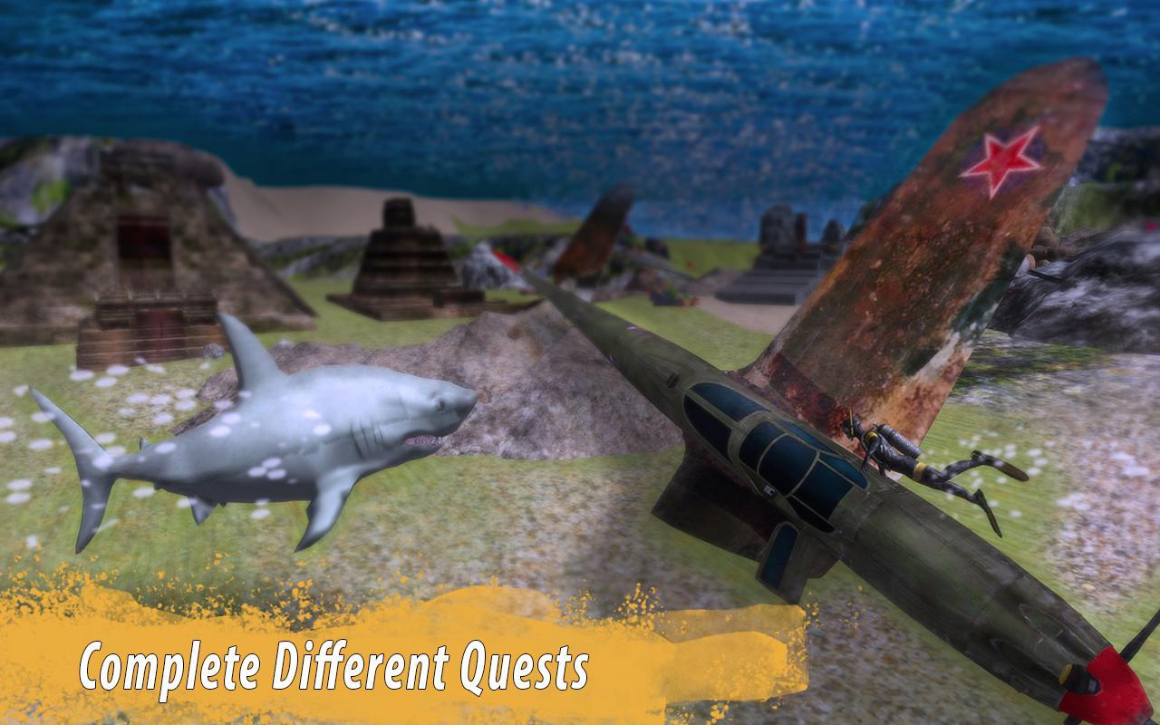 鲨鱼家族 游戏截图4