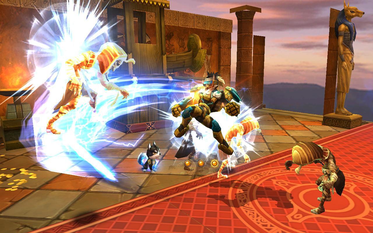 Sword of Chaos - Kaos Kılıcı 游戏截图1