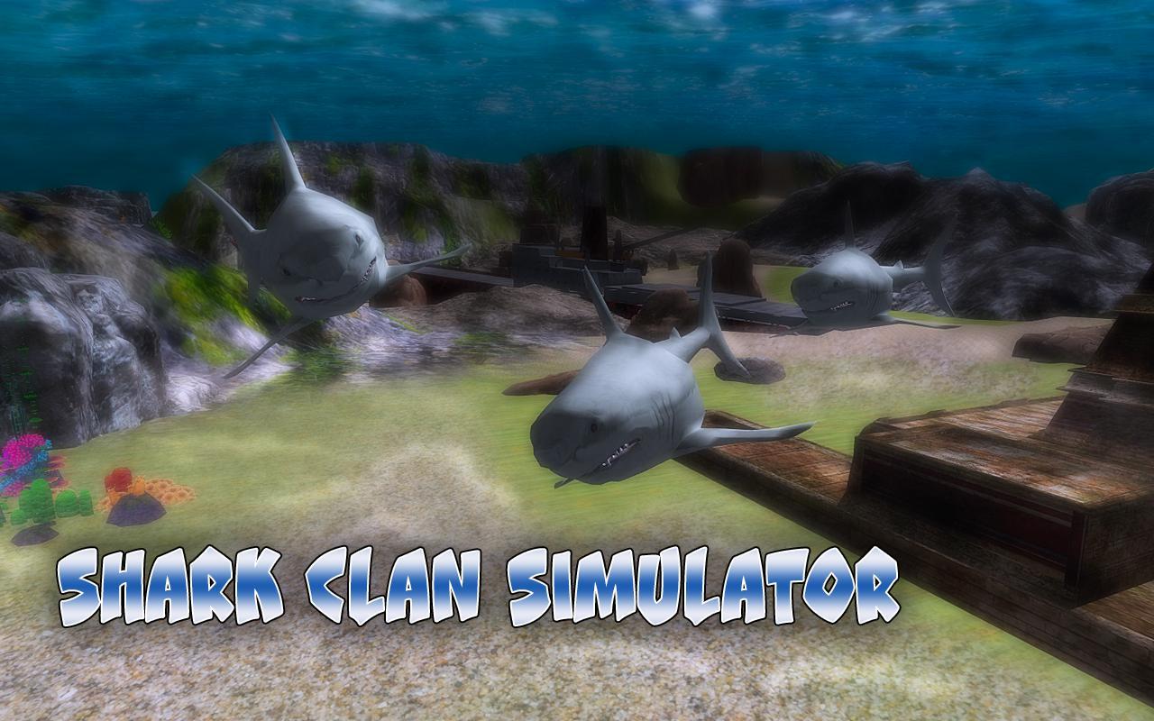 鲨鱼家族 游戏截图5