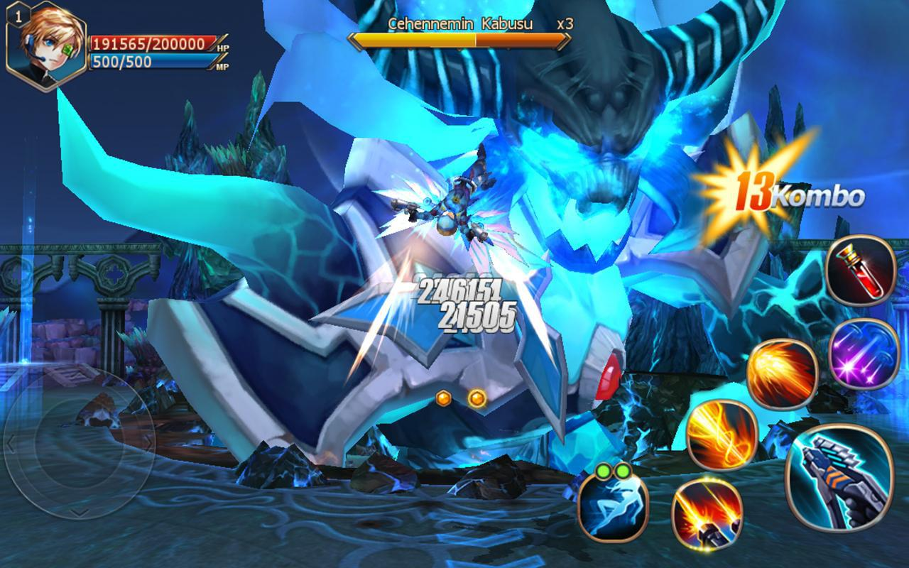 Sword of Chaos - Kaos Kılıcı 游戏截图2