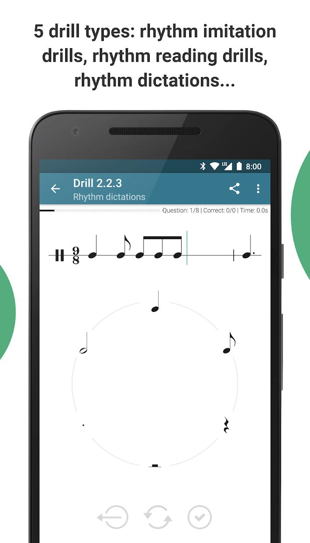 Complete Rhythm Trainer 游戏截图5