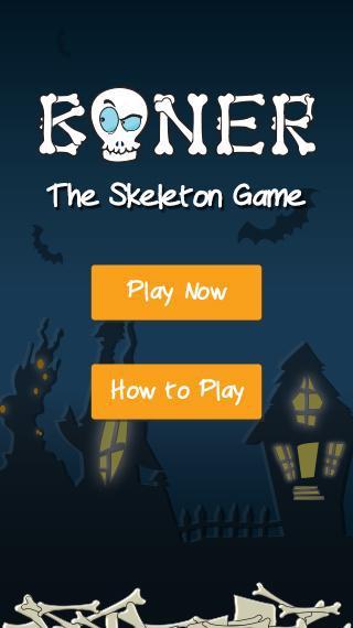 Boner - The Skeleton Game 游戏截图1