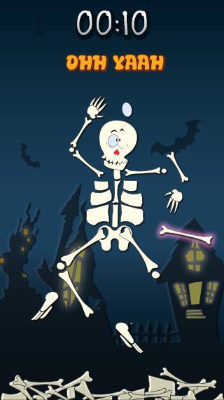 Boner - The Skeleton Game 游戏截图3