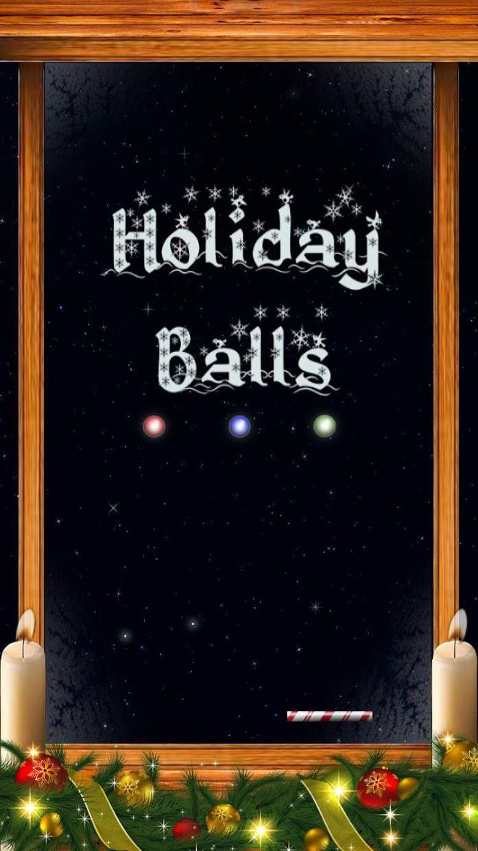 Holiday Balls 游戏截图1