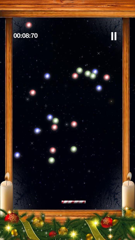 Holiday Balls 游戏截图2