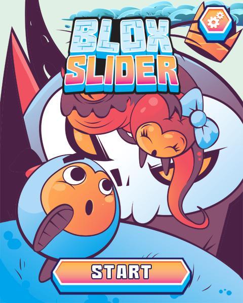 Blox Slider 游戏截图1