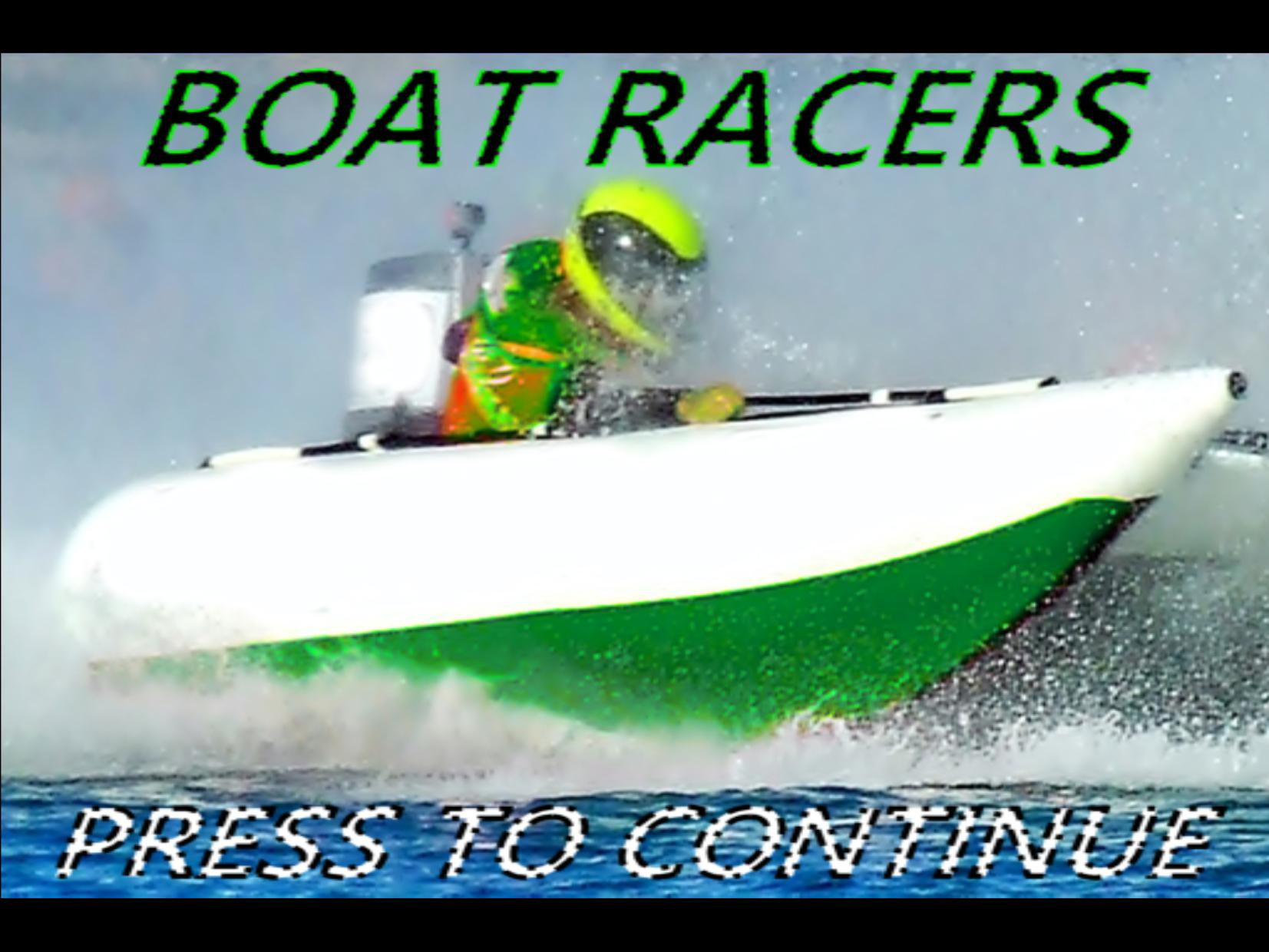Boat Racers - Racing for Speed 游戏截图4