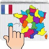 Carte de France Jeu