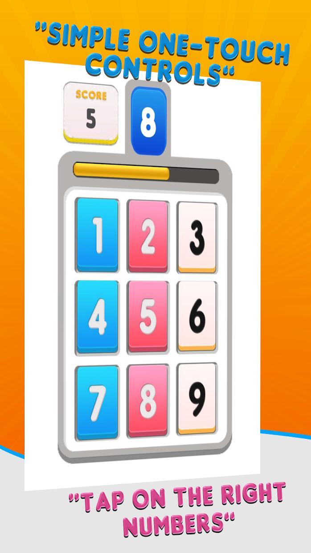 Numbers Smash 123 游戏截图2