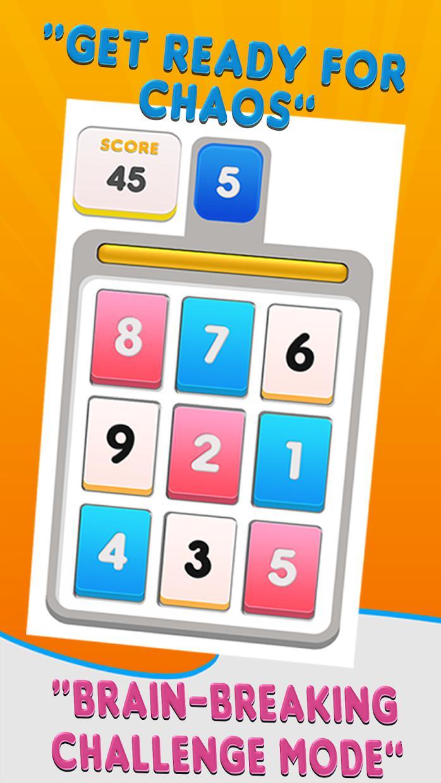 Numbers Smash 123 游戏截图4