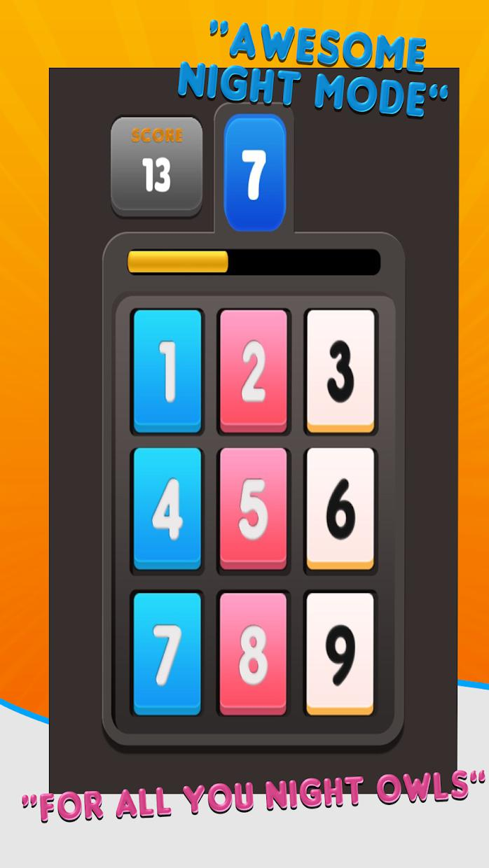 Numbers Smash 123 游戏截图5