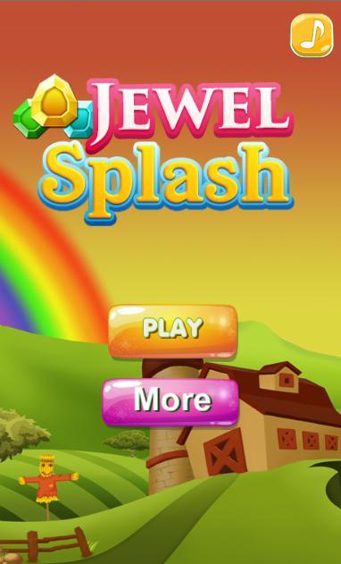 Jewel Splash 2019 游戏截图1
