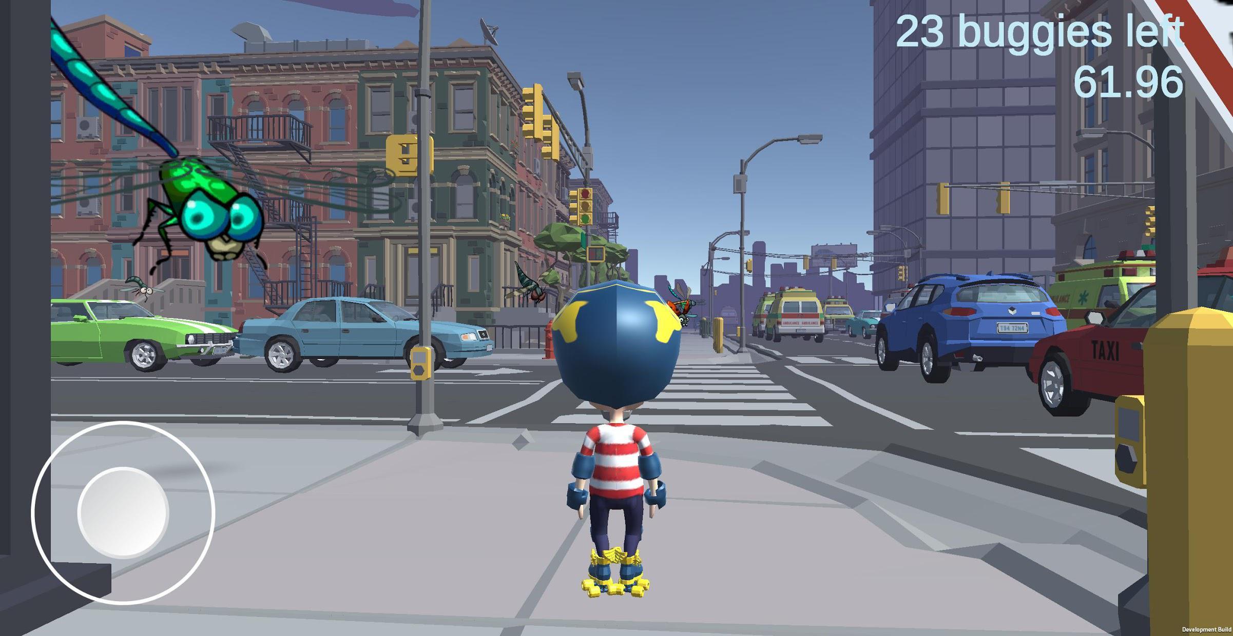 Roller Buggy 游戏截图2
