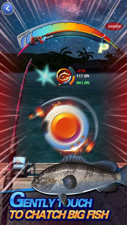 钓鱼热发烧 游戏截图4