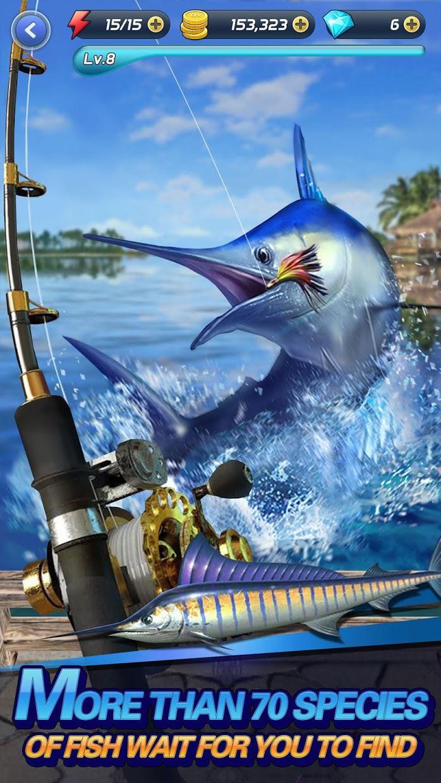 钓鱼热发烧 游戏截图5