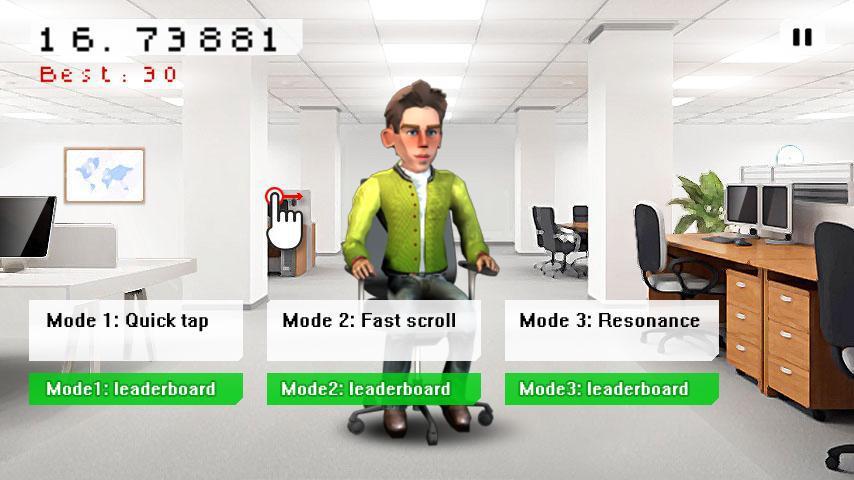 Swivel chair 游戏截图2