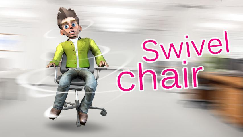 Swivel chair 游戏截图4