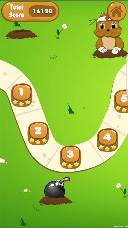 Whack A Mole 游戏截图2