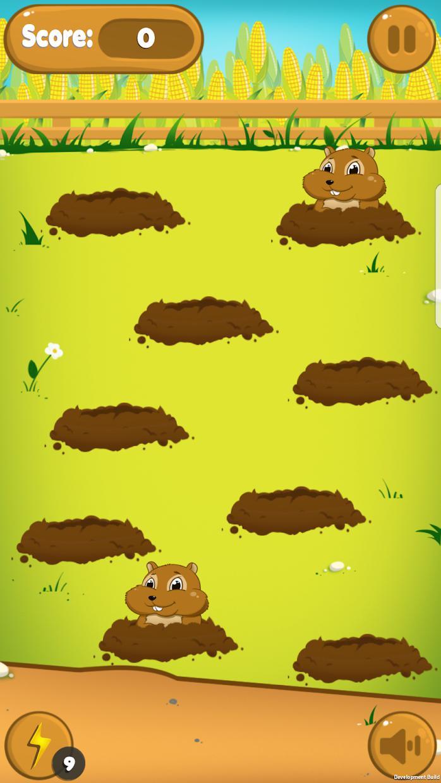 Whack A Mole 游戏截图3