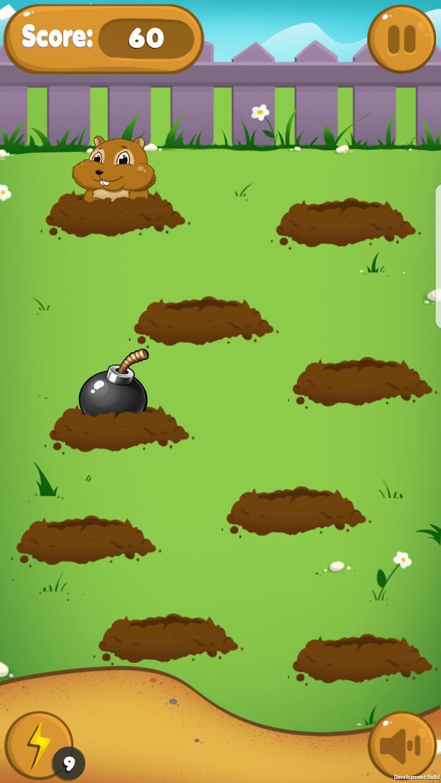 Whack A Mole 游戏截图4