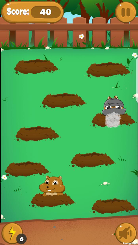 Whack A Mole 游戏截图5