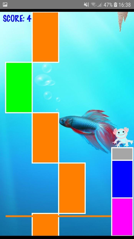 Save The Axolotl 游戏截图2