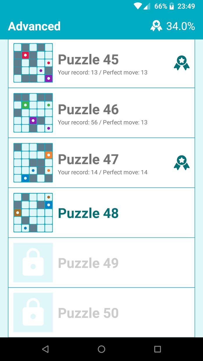 Match Tiles - Sliding Puzzle Game 游戏截图4