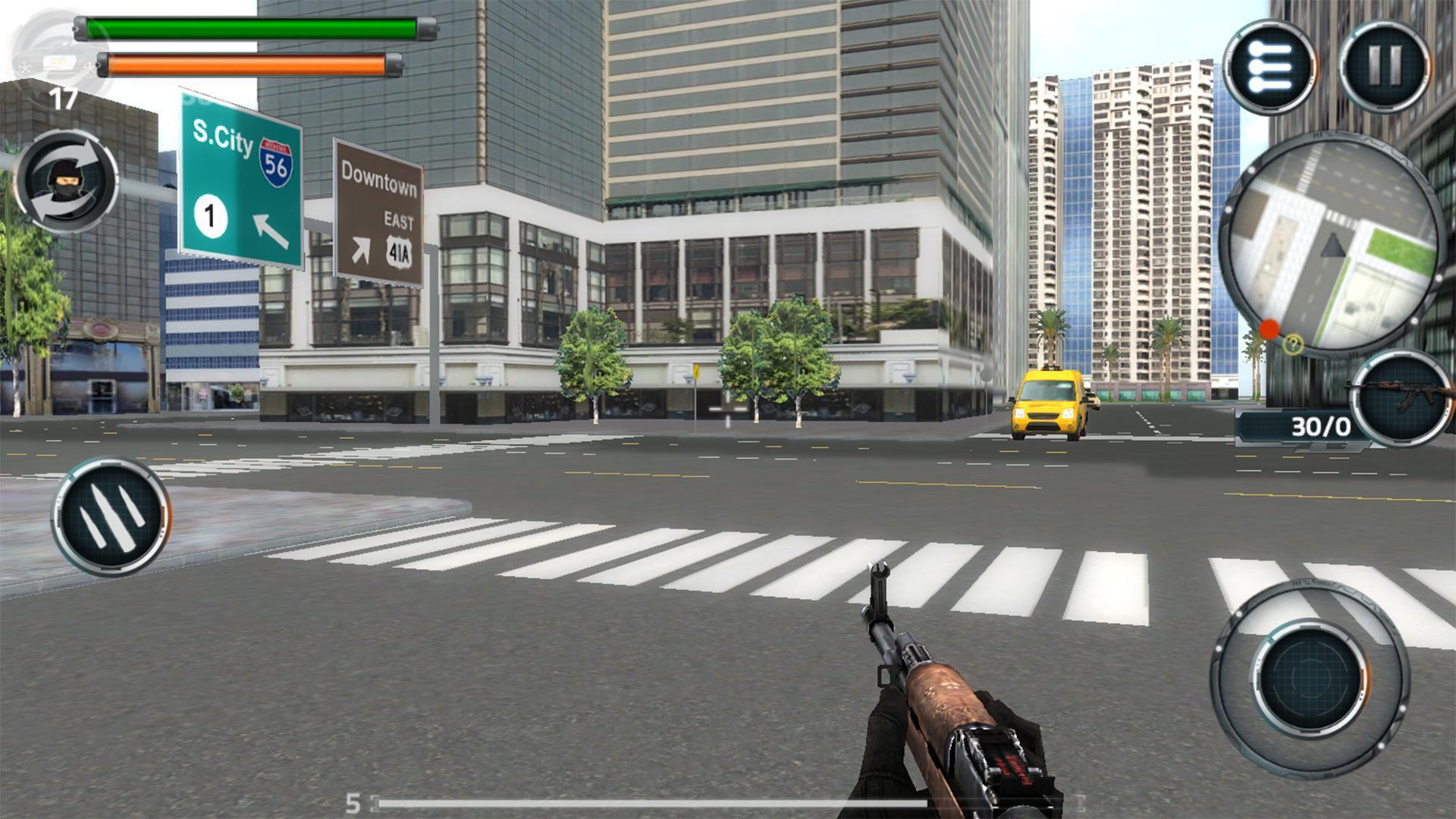 Crimopolis - Cop Simulator 3D 游戏截图1