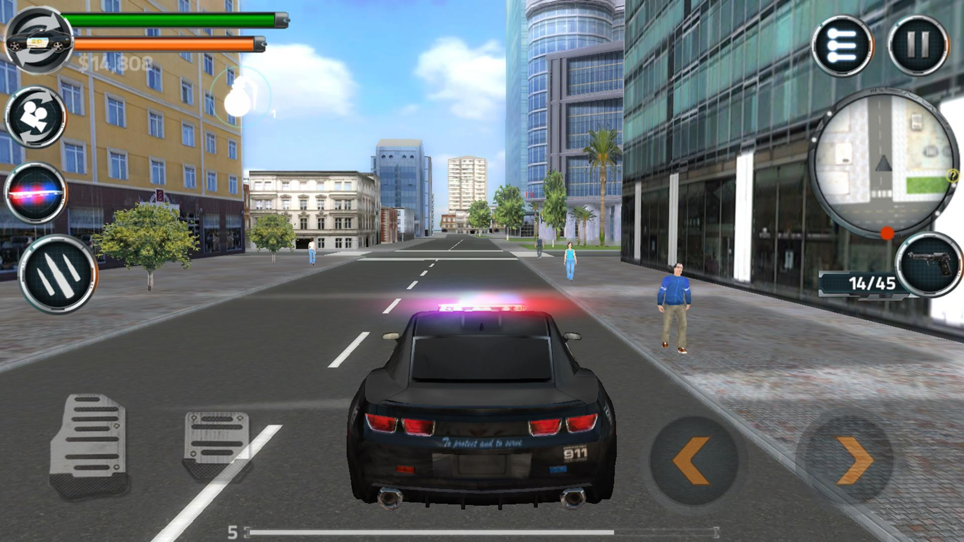Crimopolis - Cop Simulator 3D 游戏截图2