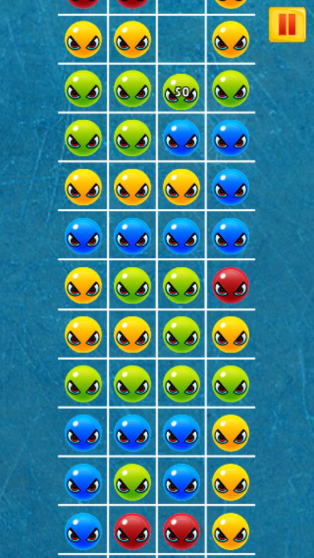 Angry Face Match 游戏截图2