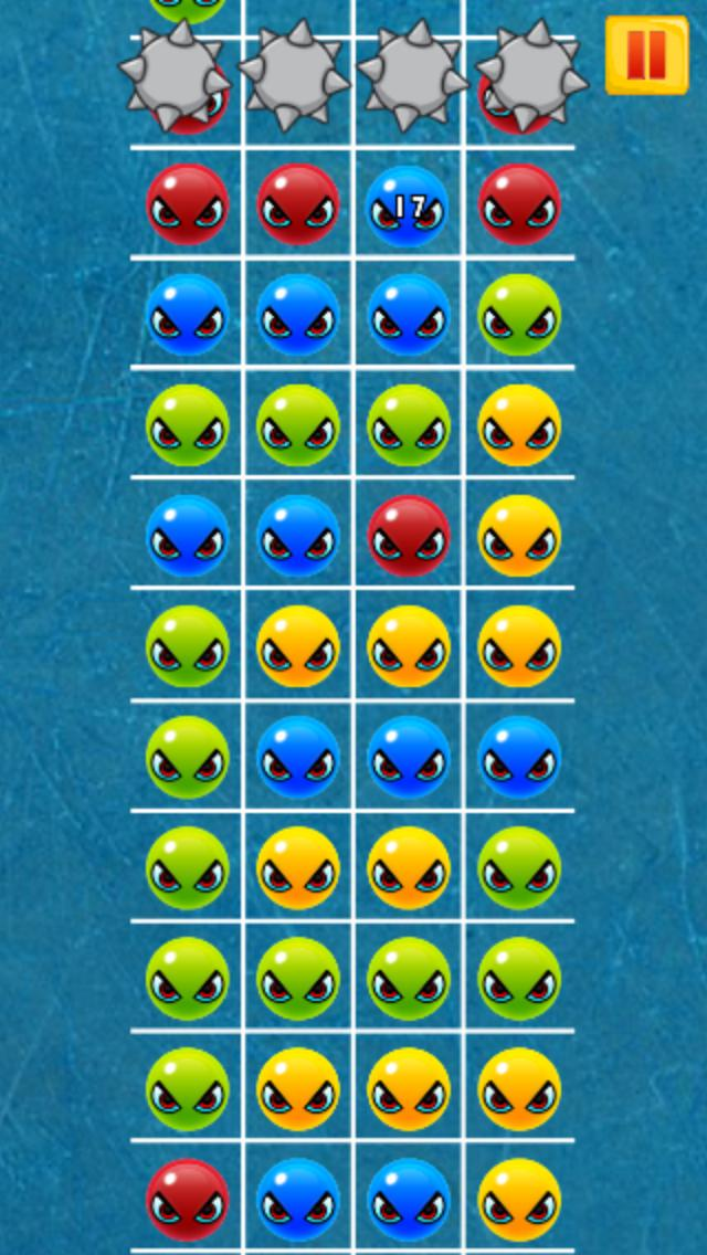 Angry Face Match 游戏截图3