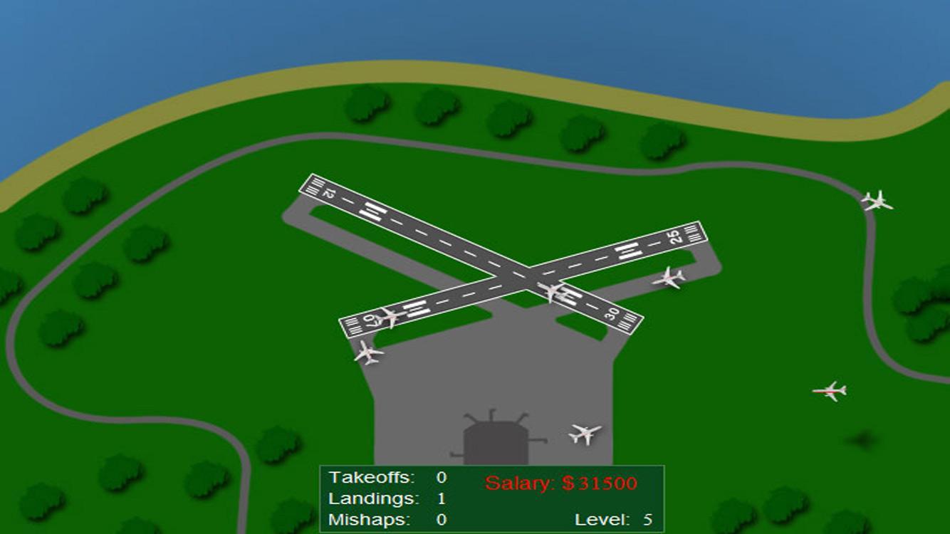 Airport Madness 1 游戏截图1