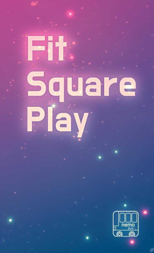 Fit Square Play 游戏截图1