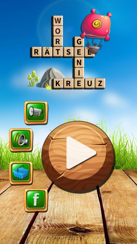 Kreuzworträtsel Genie - Wort Kreuz Guru 游戏截图3