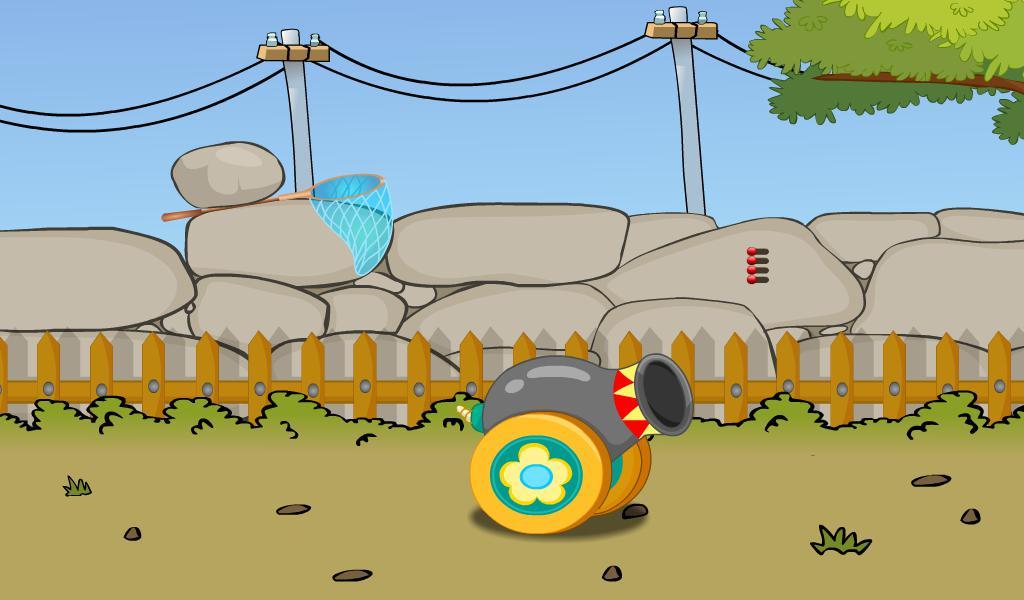 Gold Cave Escape 游戏截图3