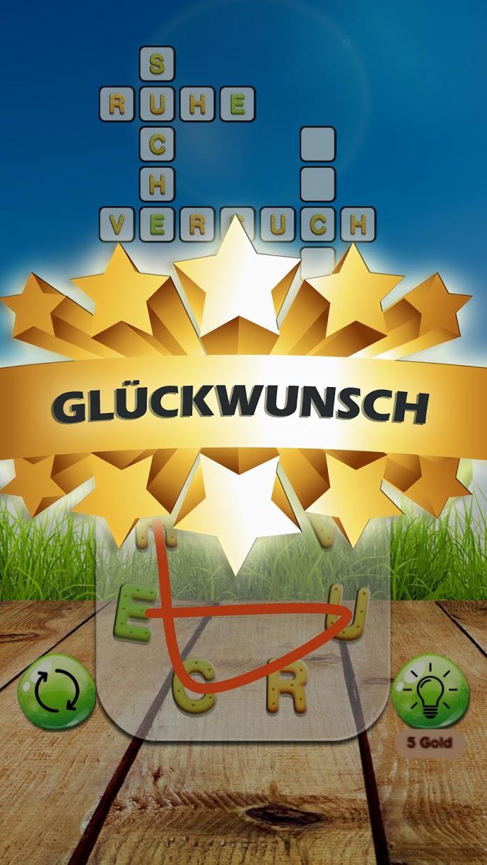 Kreuzworträtsel Genie - Wort Kreuz Guru 游戏截图5
