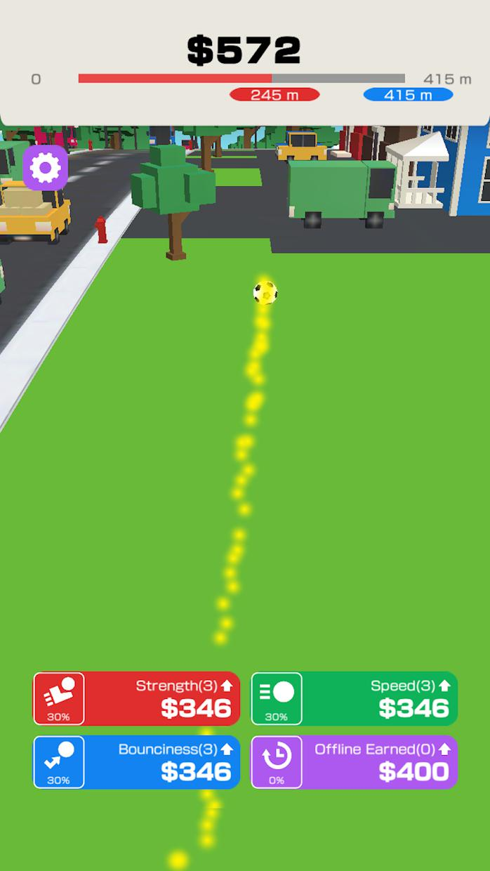 Soccer Boy!! 游戏截图2