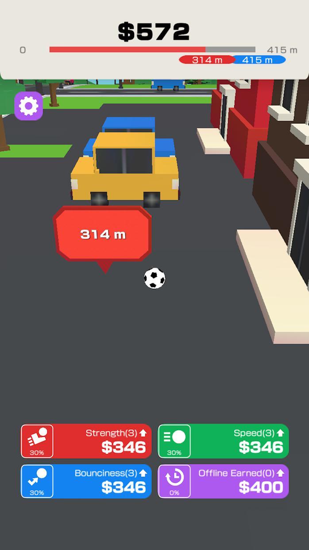Soccer Boy!! 游戏截图3
